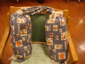 椅子用クッション1