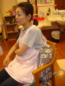 椅子用クッション4